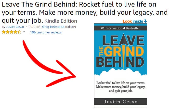 Buy Leave the Grind Behind on Amazon