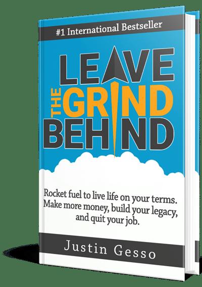 Leave the Grind Behind Book